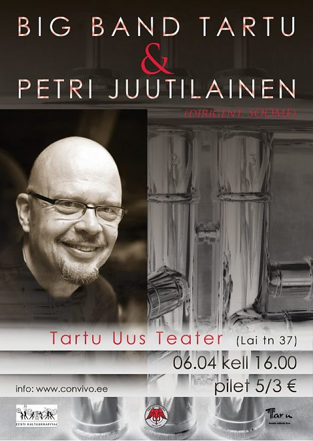 Masterclasses and concert with Petri Juutilainen (FIN)